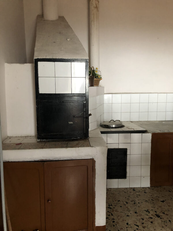 Cucina Casa Beato Daniele 54
