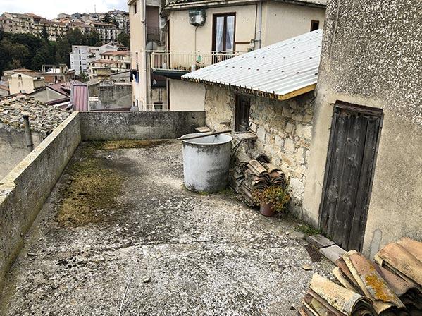 terrazza Casa Vittorio Veneto 32-34